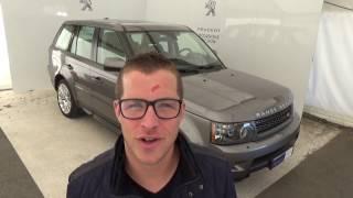 LAND ROVER Range Rover Sport 3.0 SDV6 188kw HSE Mark VII