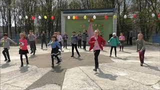 Флешмоб Танцюють всі Районна бібліотека для дітей КЗ Новопсковська ЦБС, Луганська область