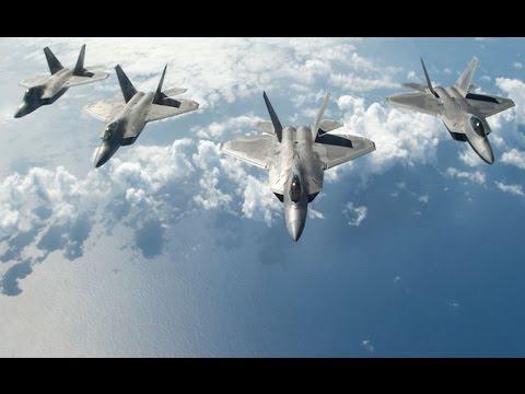 U.S. Air Force Air Superiority - YouTube