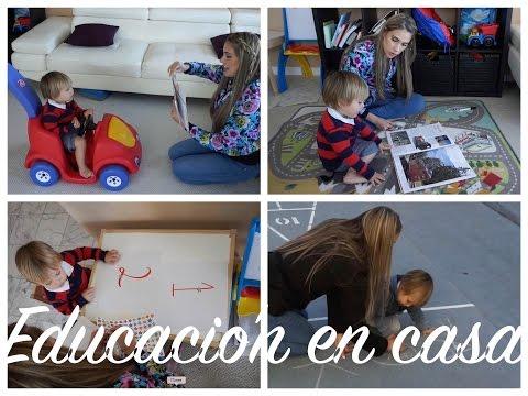 Educación en casa - Carolina Ortiz