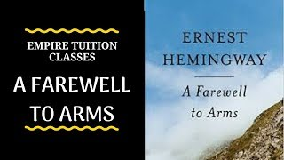 A Farewell to Arms: Title Significance   Summary & Analysis   English Literature Q&A   ETC