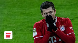 Bayern munich gave away a 2-0 lead in shocking 3-2 loss to borussia monchengladbach, highlighting the defending champions' deficiencies defense. espn fc...