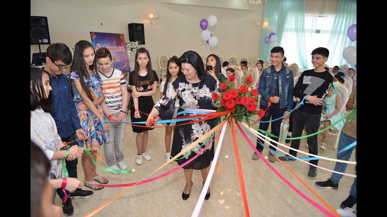 muellimeye surpriz-Sedaye Hemidova