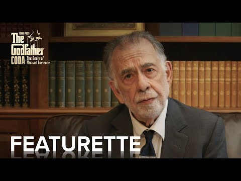 THE GODFATHER CODA: THE DEATH OF MICHAEL CORLEONE | Francis Ford Coppola Featurette | Paramount