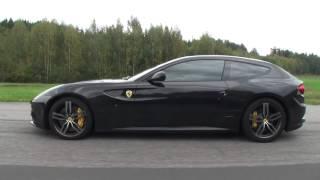 Uncut Ferrari FF vs MTM Audi RS6 Avant 700 HP