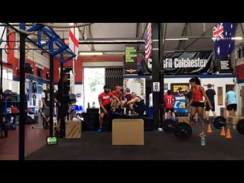 Battle of the Beasts 14.1 by Natasha Lalla at. crossfit colchester