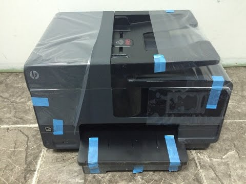 Hp Officejet Pro 8610 All In One Printer Scanner Copier