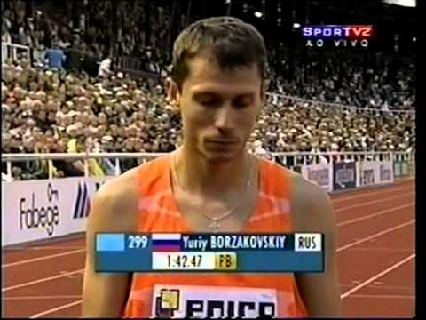 GP Stokolm de Atletismo - 2009 - parte II