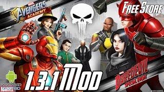 MARVEL: Avengers Academy 1.3.1 Mod (Free Store) APK