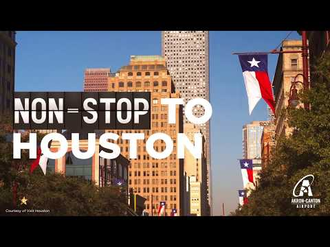 Nonstop to Houston, One-Stop to the World