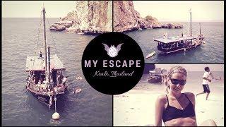 Breathe - Krabi, Thailand | VEGAN TRAVELS (Part 1)