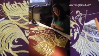 Изготовление и реставрация плащаниц. Златошвейная мастерская. Заказать или купить плащаницу(, 2016-06-12T17:33:17.000Z)