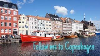 Visit Copenhagen Denmark: Follow Me To Copenhagen