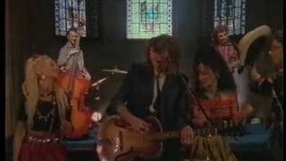 Absent Friends - Hallelujah video (Sean Kelly, Models, Wendy Matthews)