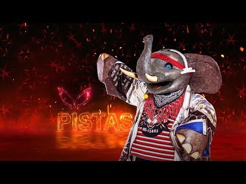 #ElefanteEs ¡Mario Bautista le copia a Carlos Rivera! | ¿Quién es la Máscara? 2020
