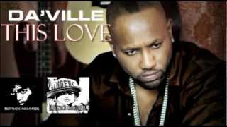 DaVille - This Love (Notnice Records) August 2012