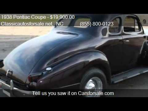 1938 pontiac coupe for sale in nc 27603 vnclassics for 1935 pontiac 3 window coupe