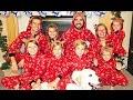 Pajama Party!! Decorating The Tree!! video