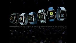 Apple announces watchOS 5 | Apple WWDC 2018
