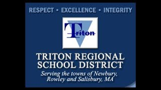 Triton Regional School Committee Live Stream