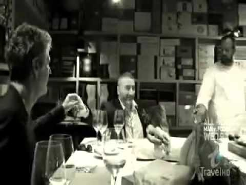 Anthony Bourdain - Roma Parte 1 - Inglés
