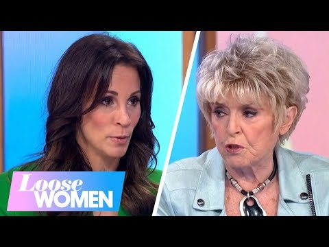 Is It Ok to Stop Kids Seeing Their Grandparents? | Loose Women