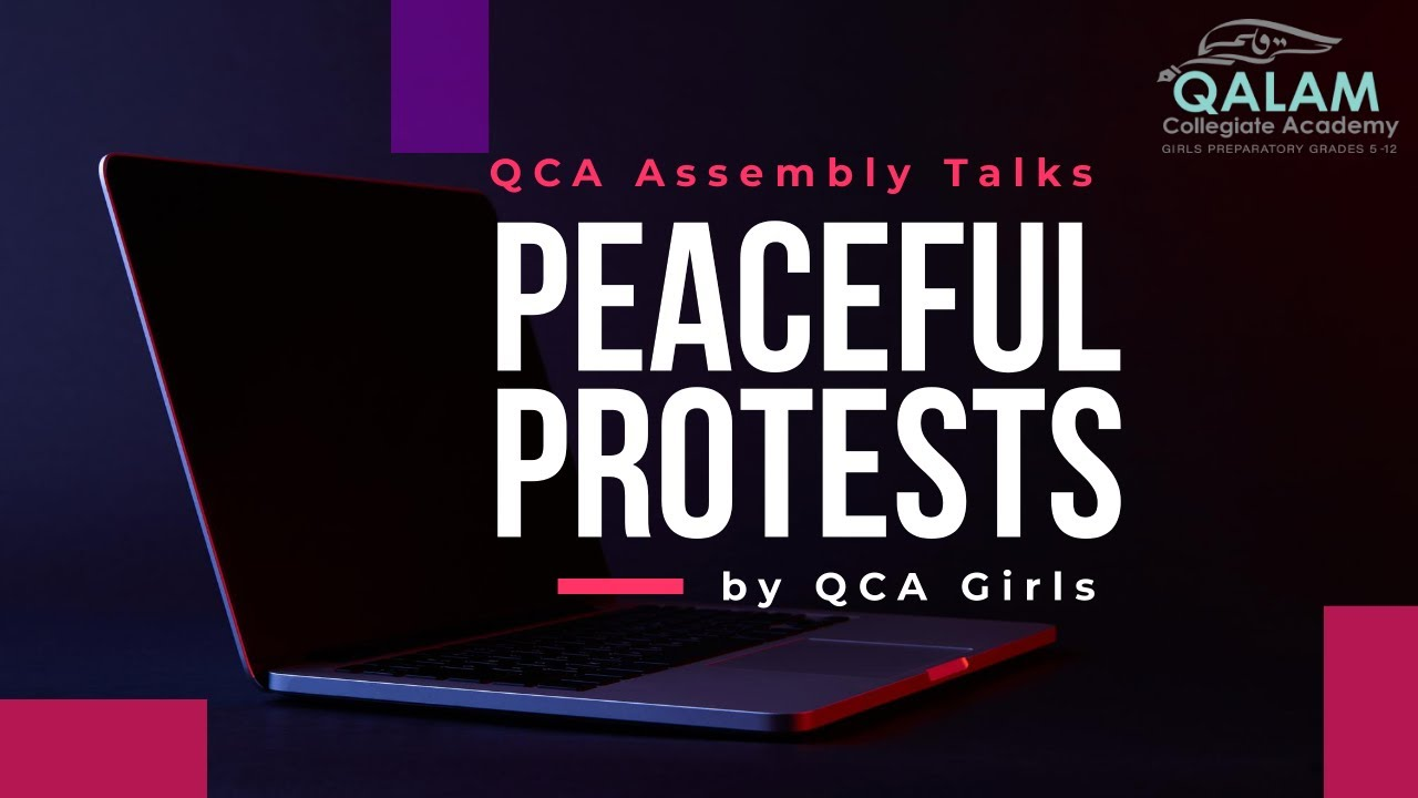 "Highlights From QCA Special Presentation ""Peaceful Protest""