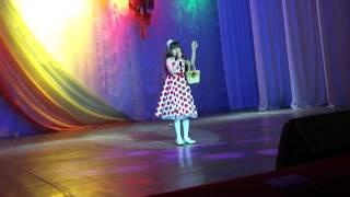 Левина Юлия 8 лет песня