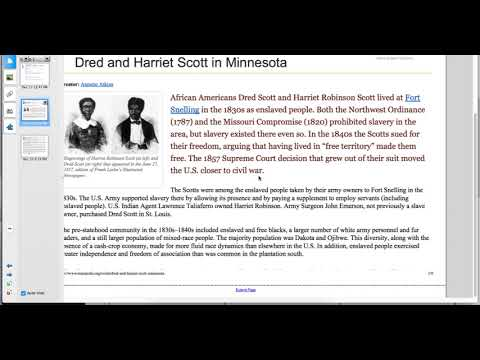 Screencast (MN Interview Think Aloud - Question Generator)