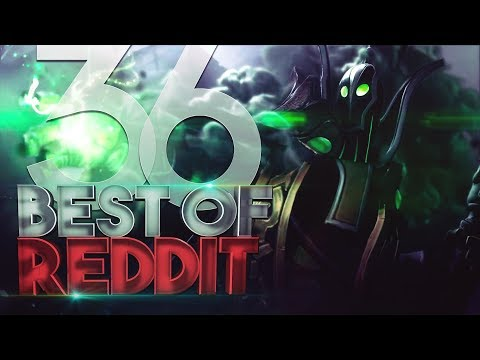 Dota 2 Best Moments of Reddit - Ep. 36
