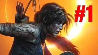 Tomb Raider walkthrough Part 1