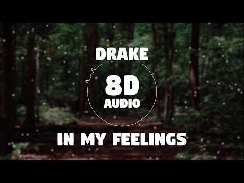 Drake - In My Feelings   8D Audio 🎧    Dawn Of Music   