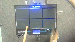 Test: Alesis Sample Pad Pro