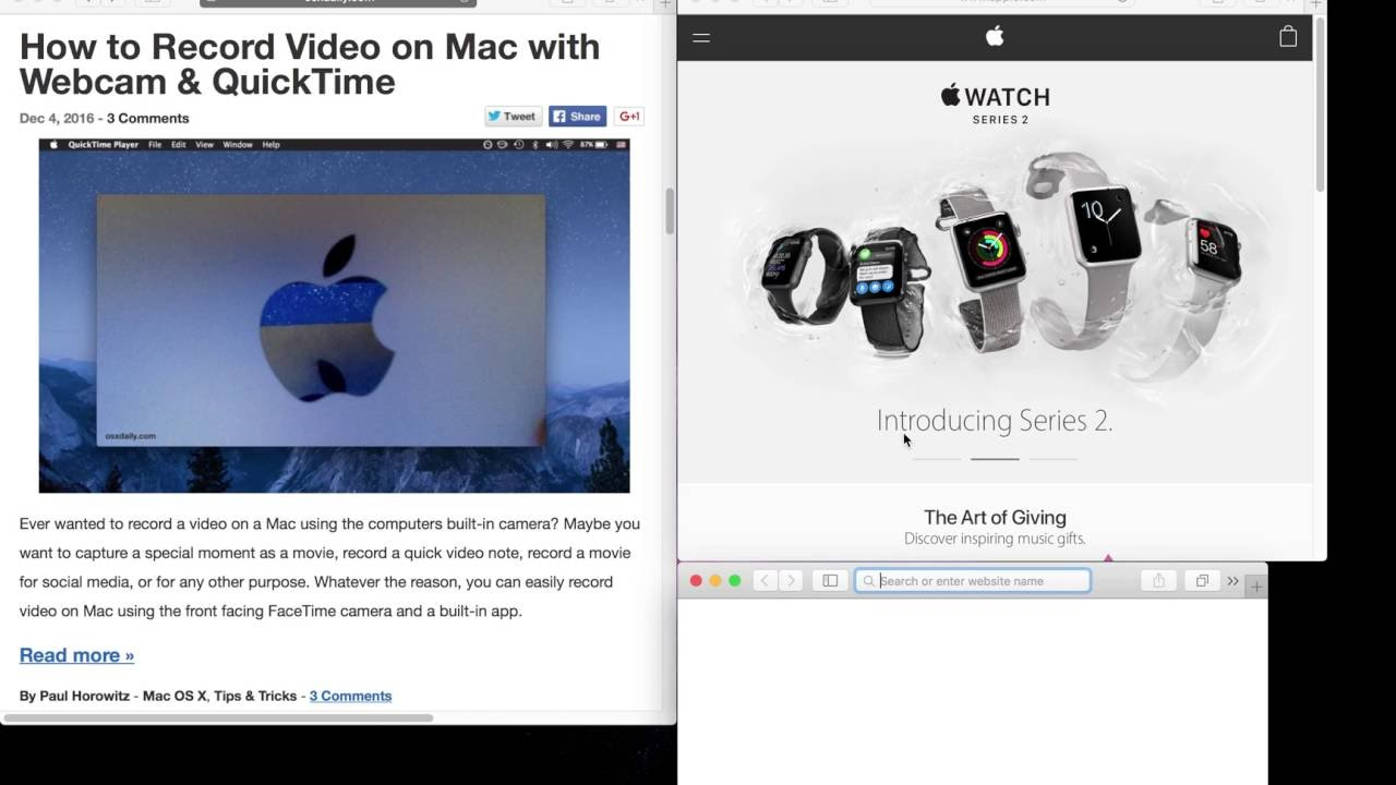 Window Snapping on Mac: How to Use It