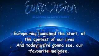 Pavel Turcu-Imn Eurovision (English Version 2 )