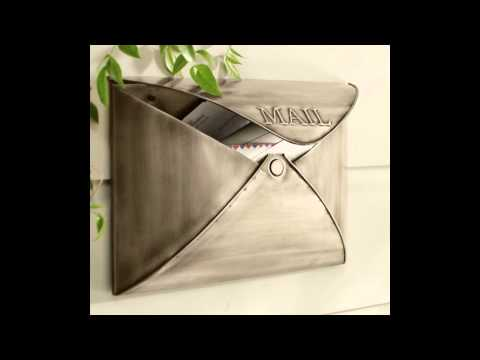 Metal mailboxes by optea-referencement.com
