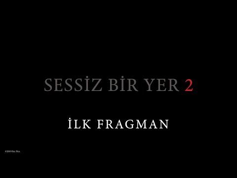 SESSİZ BİR YER 2   Türkçe Alt Yazılı İlk Fragman