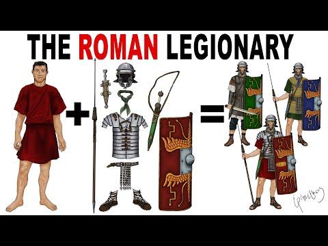 Why was the Roman Legionary's Equipment so good?