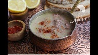 Meyaneli Et Çorbası I Kış  I Osmanli Çorbası