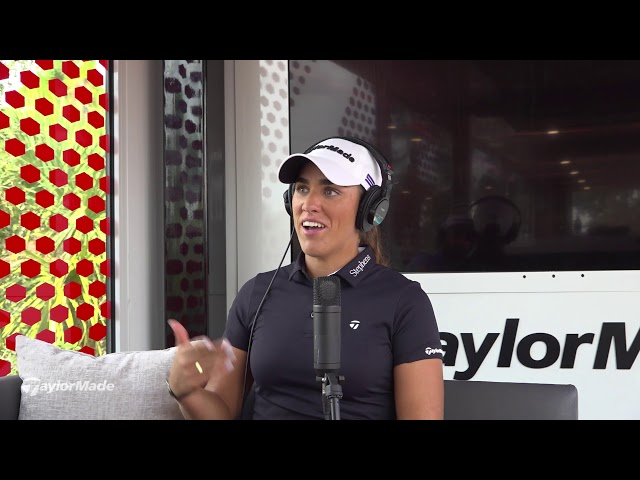 Reflecting on Augusta, Long Drives and Life on Tour With Maria Fassi | TaylorMade Golf