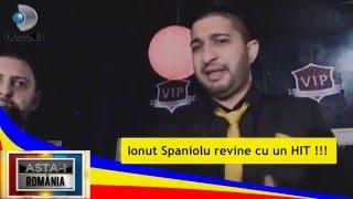 Ionut Spaniolu la Kanal D