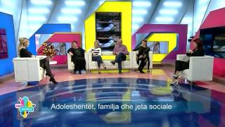 Takimi i pasdites - Marredhenia prinder femije adoleshente! (26 nentor 2014)