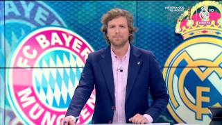 Bayern Munich-Real Madrid in the Champions League quarter-finals