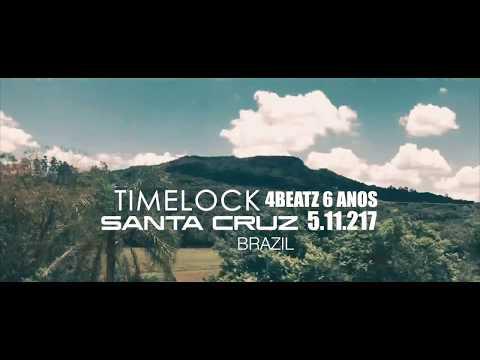 TIMELOCK at 4BEATZ open air Porto Alegre Brazil 5.11.2017