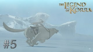 The Legend of Korra Chapter 5: The South Pole - Gameplay 1080p (PC)