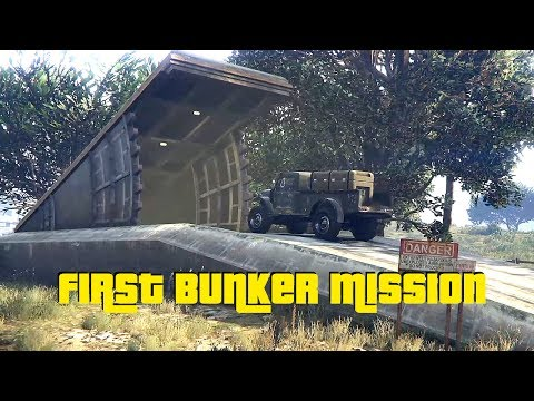 GTA 5 - Bunker Set Up, Upgrades and Research