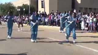 Jackson State University - 2014 Homecoming Parade