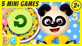 ☼☻  Alphabet & Words For Preschoolers | Cute Video Games For Babies