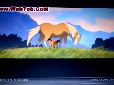 فيلم كرتون الحصان والهندي