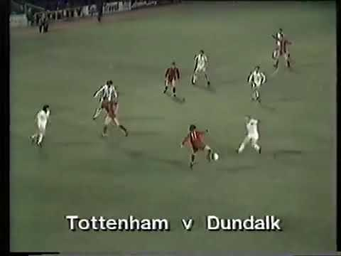 RETRO   1981: Tottenham Hotspur 1-0 Dundalk FC